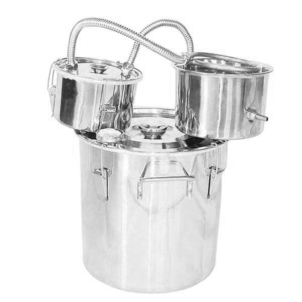 Stainless Steel Home Distiller for Alcohol Barware