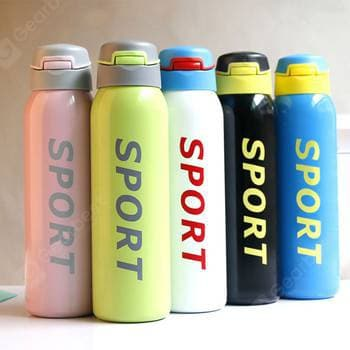 Sport Bottle Fashion Casual Drinkware
