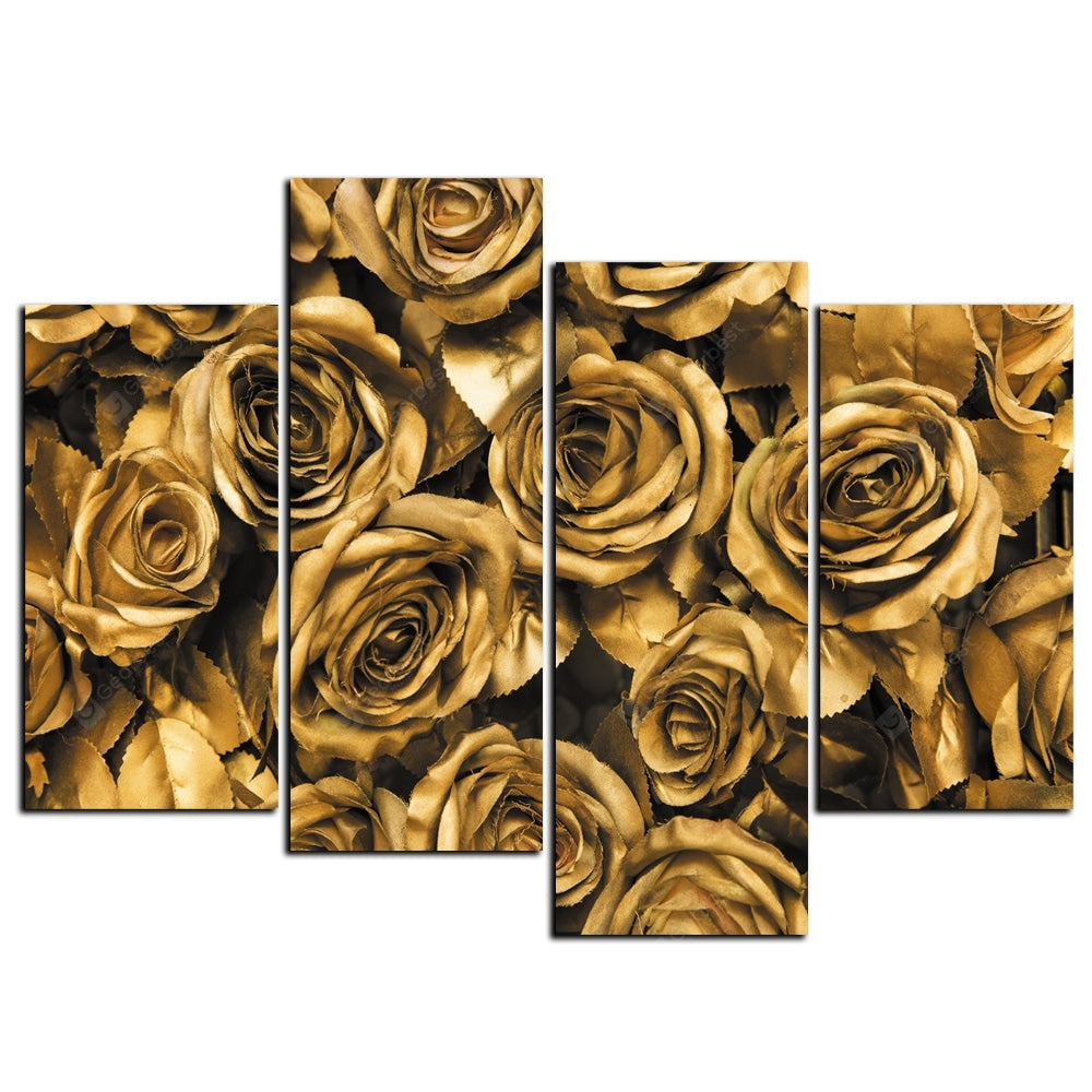 God Painting j041 - 14 Frameless Painting Rose Wall_Art