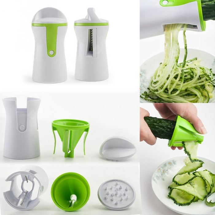 Multi-function Spiral Grater Other_Kitchen_Accessories