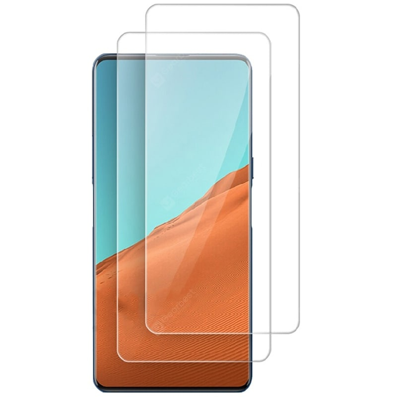 Naxtop Tempered Glass Screen Protector for Nubia X 2Pcs Screen_Protectors