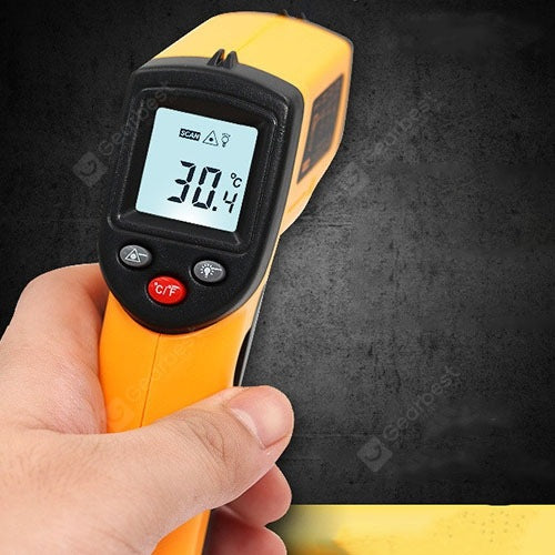 Infrared Kitchen Electronic Thermometer Bakeware