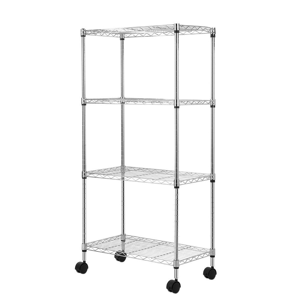 zanmini ZS02 4 Tier Shelving Unit Other_Kitchen_Accessories