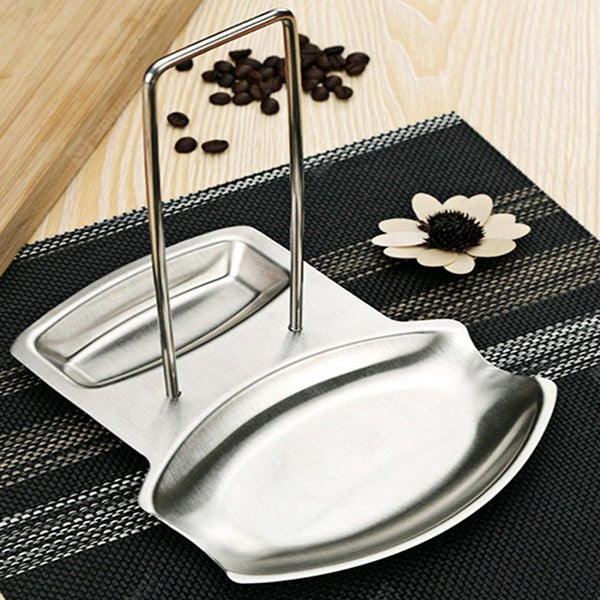 Stainless Steel Multi-function Pot Lid Bracket Other_Kitchen_Accessories