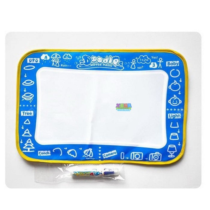 Magic Water Magic Canvas Painting Blanket Writing Blanket Baby Puzzle Science Teaching Writing Pad Science&Discovery_Toys