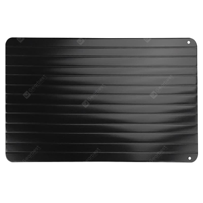 Household Defrosting Tray Fast Thawing Plate Other_Kitchen_Accessories