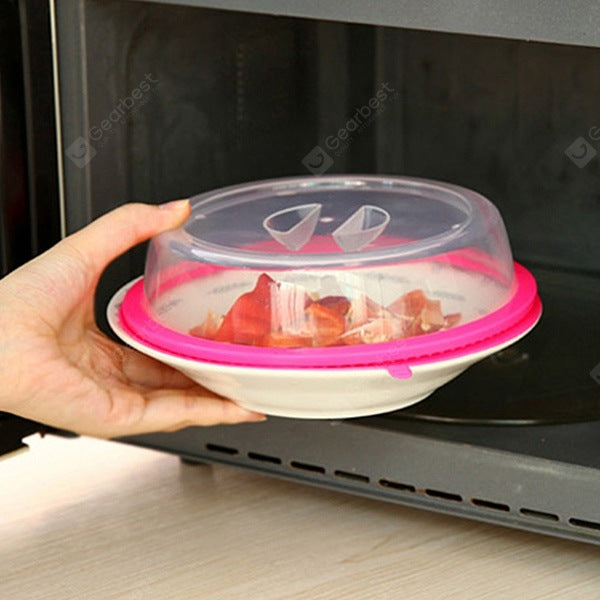 Stackable Fresh-keeping Cover Microwave Oven Refrigerator Other_Kitchen_Accessories