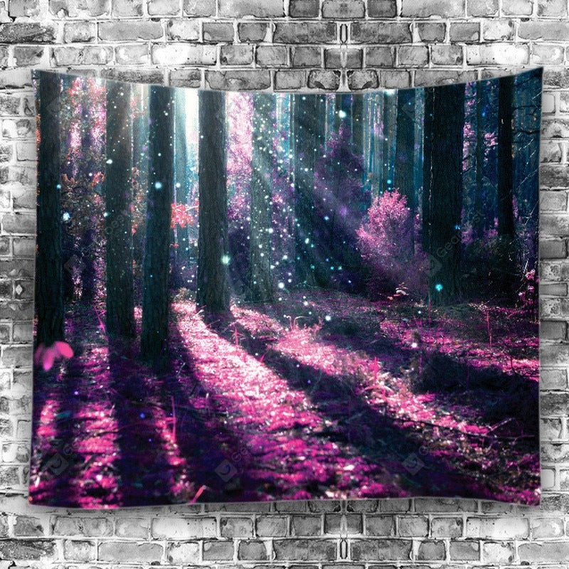Woods Home Decor Fashion Tapestry Tapestries