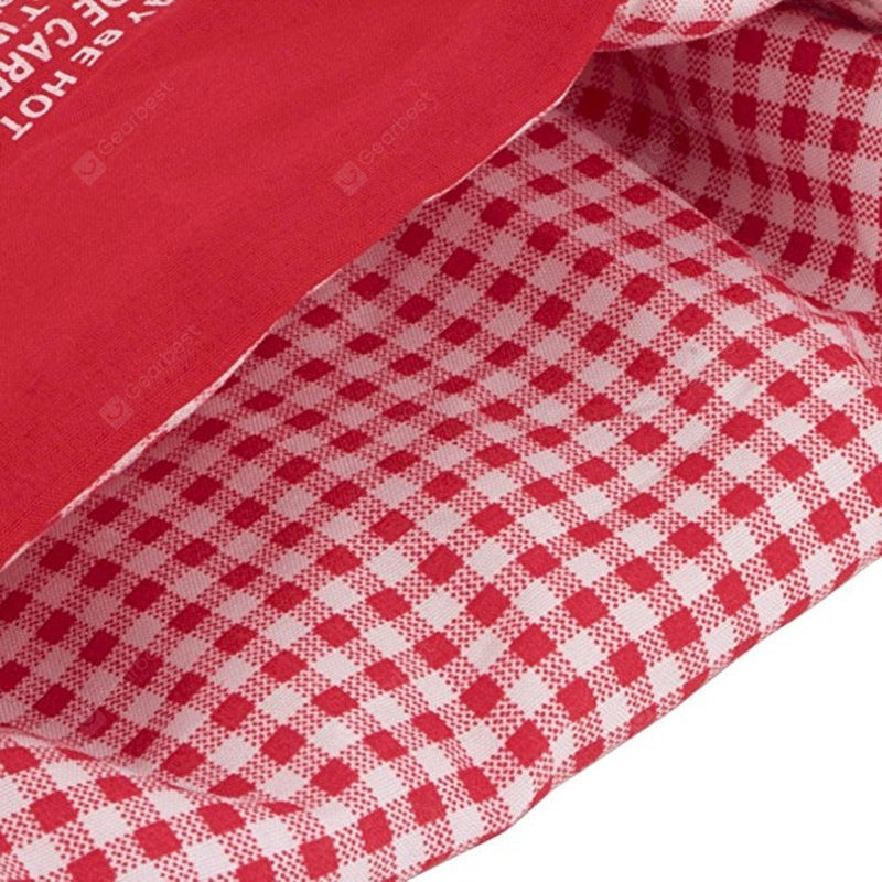 Red Washable Cooker Bag Baked Potato Microwave Cooking Other_Kitchen_Accessories
