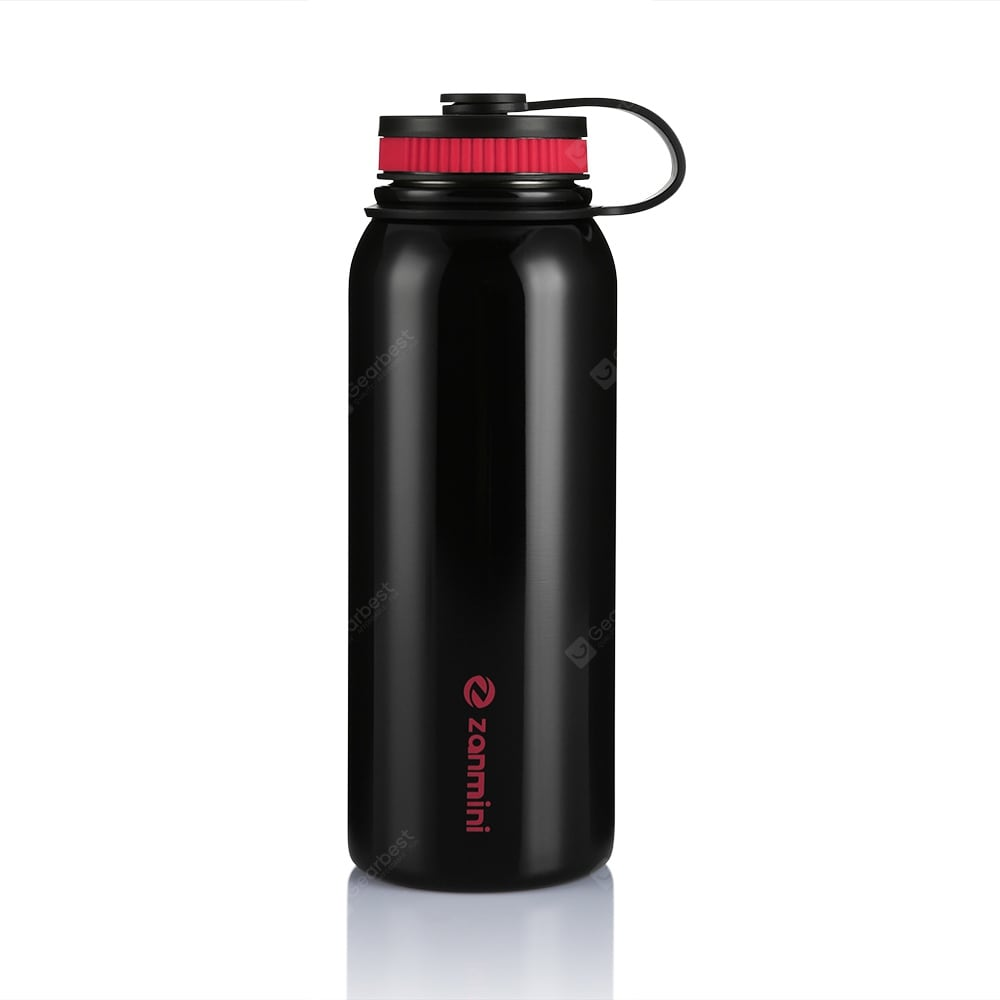 Water Bottle Stainless Steel Water Bottle Leak Proof BPA Free Drinkware