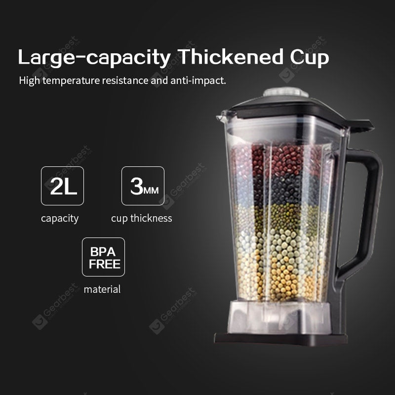 TINTON LIFE 33000R M BPA FREE Commercial Grade Home Professional Smoothies Power Blender Other_Kitchen_Accessories