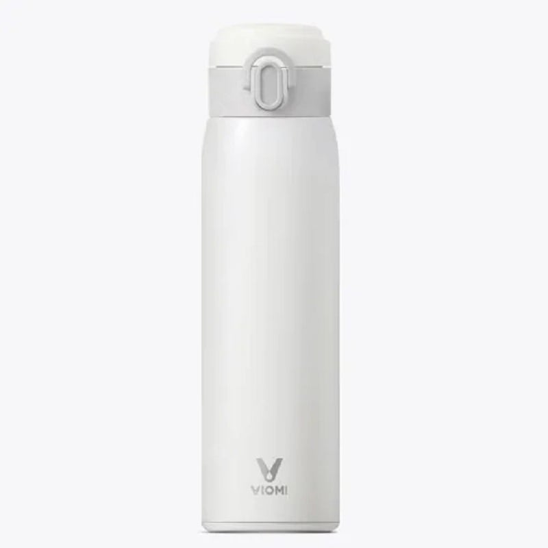 VIOMI 460ml Vacuum Insulated Mug from Xiaomi - White Drinkware