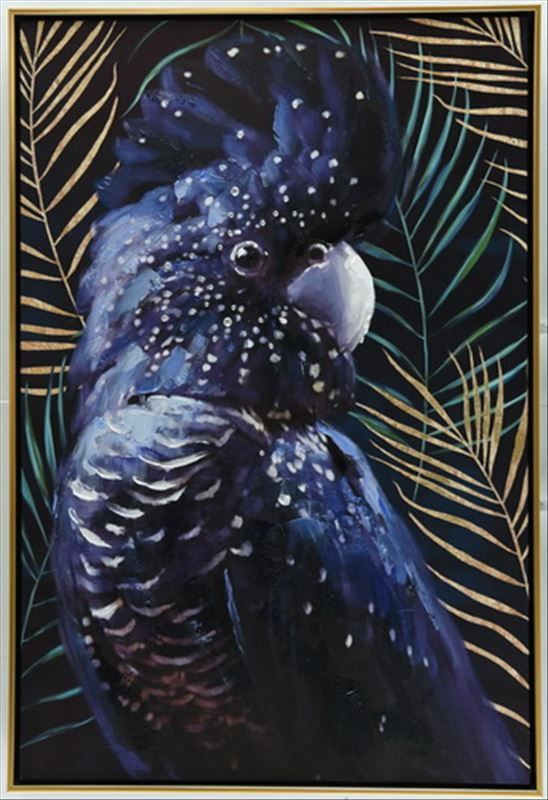 Connie Cockatoo Canvas
