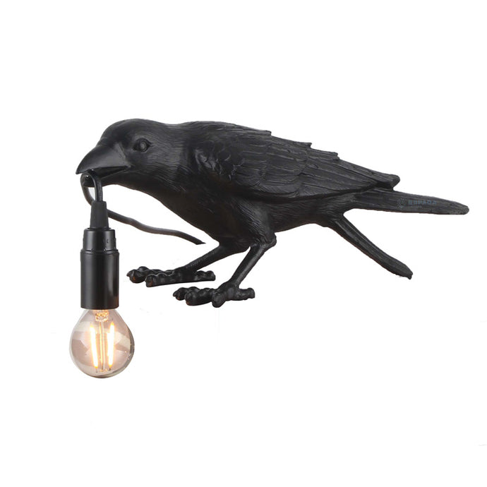 Early Bird Table Lamp - Black