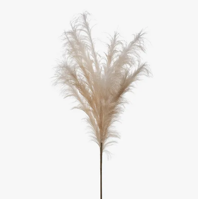 Pampas Grass Spray - Blush Pink