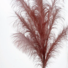 Load image into Gallery viewer, Pampas Grass Spray - Mauve Pink