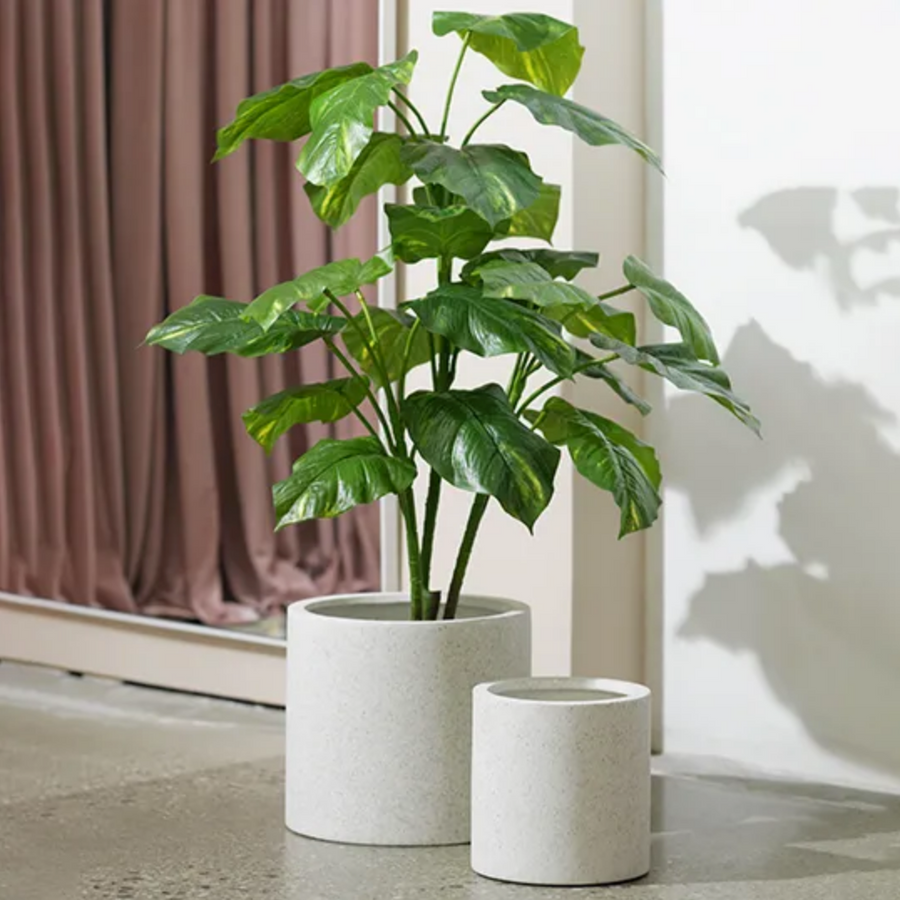 Cenzo Pot - Small | White