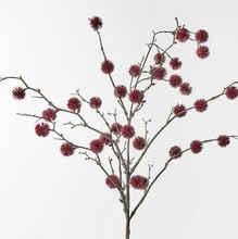 Load image into Gallery viewer, Sycamore Spray - Burgundy