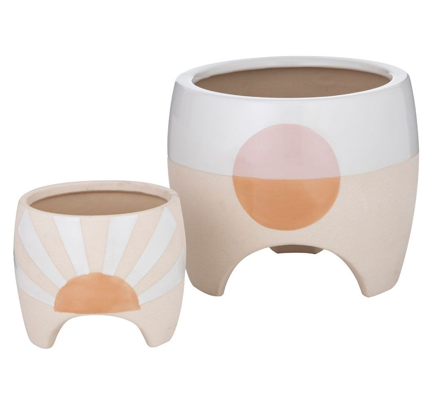Ekua Planter Pots Set/2