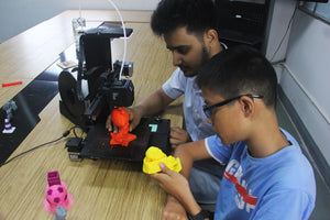Want to make a Prototype with a 3D Printer ? The Ultimate Educational 3D Printer