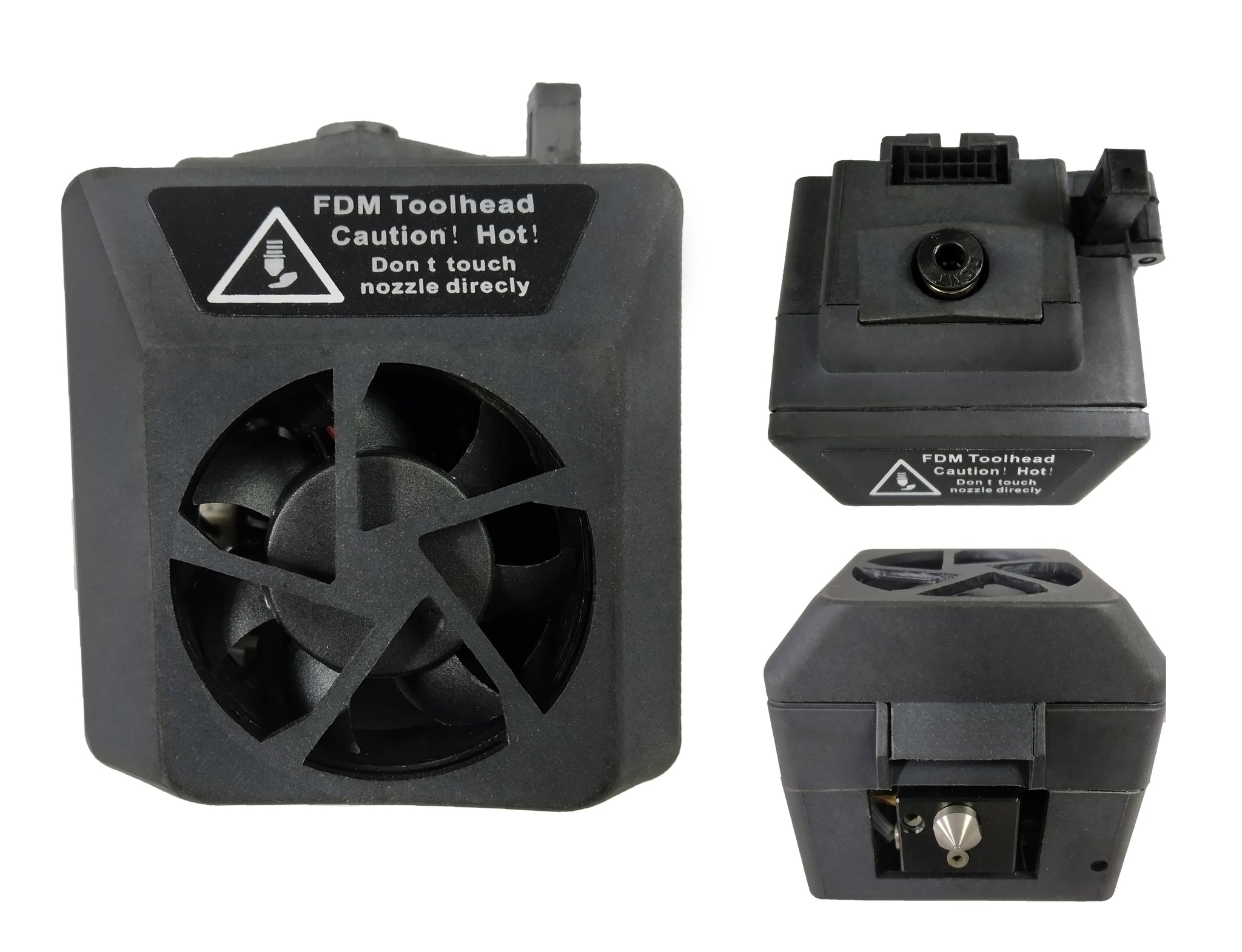 FDM-single Color Toolhead for TOYDIY 4in1