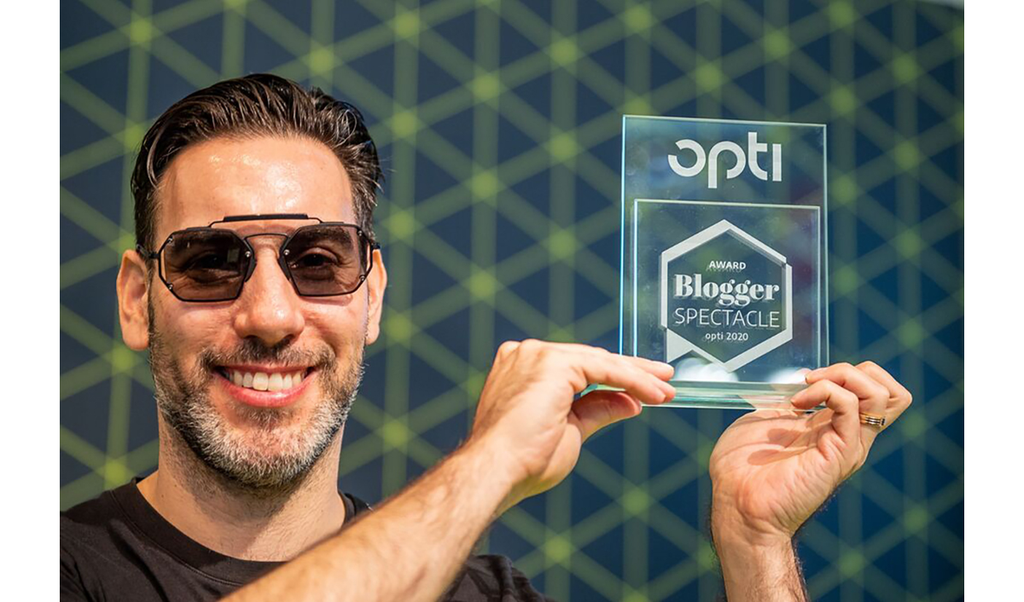 Covrt Project - Winner Opti Blogger Spectacle Award