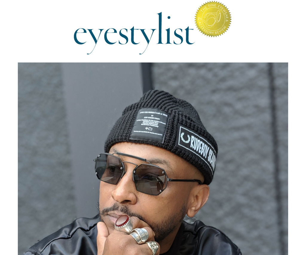 EYESTYLIST - London street style