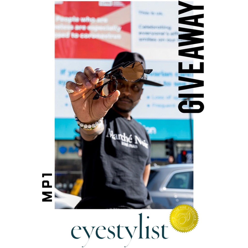 COVRT PROJECT X EYESTYLIST SUMMER GIVEAWAY