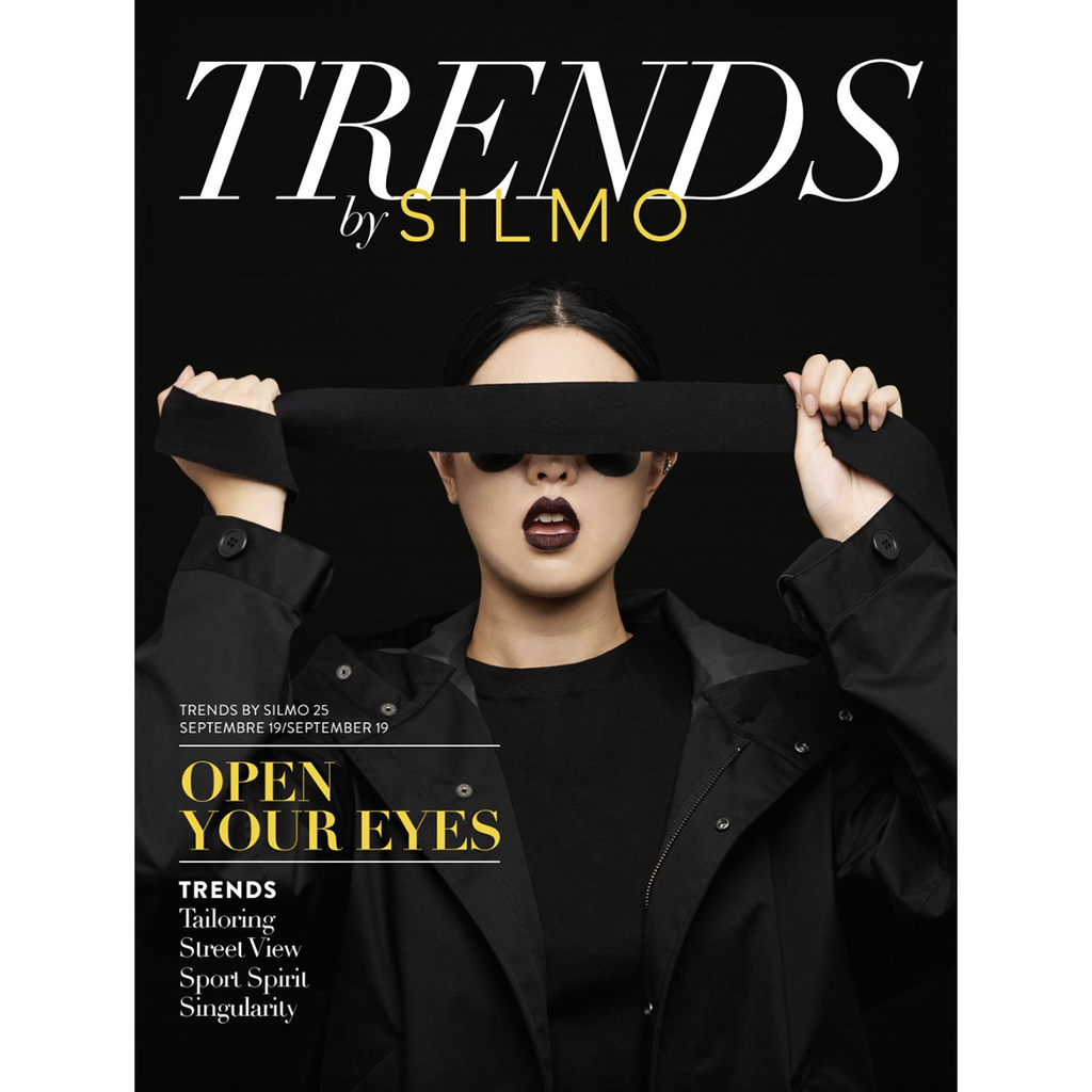 SILMO Trends - Front Cover and MP1- MP4 Frame Feature!