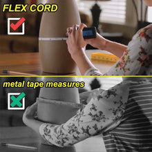 Load image into Gallery viewer, 3-in-1 Measuring Digital Tape