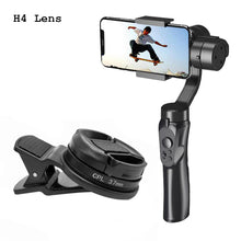 Load image into Gallery viewer, Video Phone Stabilizer 3-Axis Gimbal With Tripod Stand