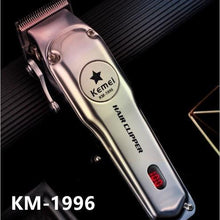 Load image into Gallery viewer, Cordless Mens Hair Trimmer Professional Electric Hair Clipper