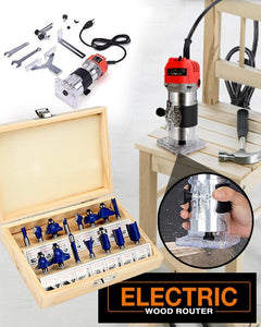 Electric Wood Router