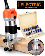Load image into Gallery viewer, Electric Wood Router