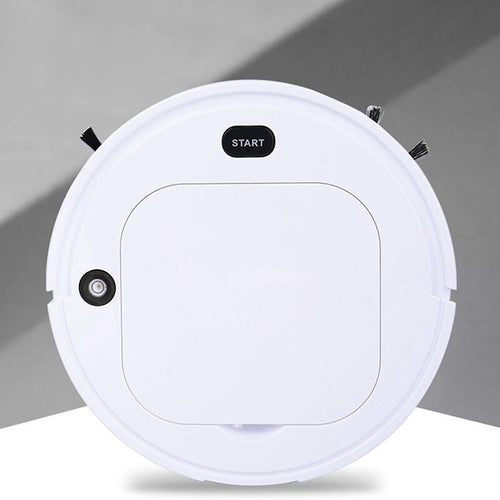 4-in-1 Smart Cleaning Robot to Sweeping, Mopping, Vacuuming, Spray