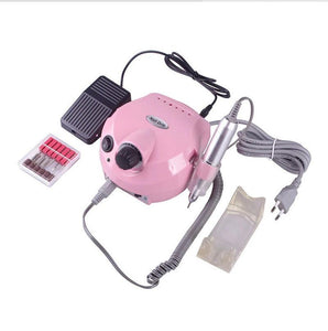 Electric Manicure Pedicure Set