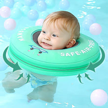 Load image into Gallery viewer, Shop Mambo? Non-Inflatable Neck Float Ring Swim Trainer - Blissful Baby Co