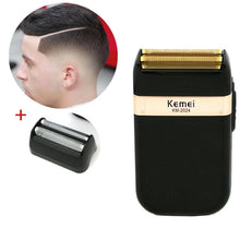 Load image into Gallery viewer, Kemei Professional Electric Hair Clipper Rechargeable Cordless Hair Trimmer Beard Shaver Hair Cutting Machine Hair Cutter Barber