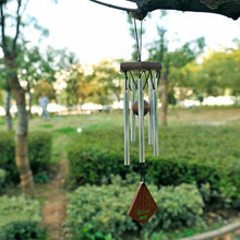 Load image into Gallery viewer, Outdoor 5 Tuned Metal Tubes Wind Chimes
