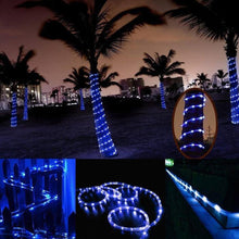 Load image into Gallery viewer, solar rope lights