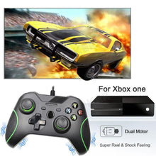 Load image into Gallery viewer, Xbox One Controller Gamepad for Microsoft Slim Pc Windows USB Wired