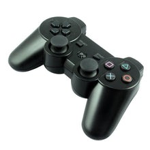 Load image into Gallery viewer, 2x Black Wireless Bluetooth Game Controller Pad For Sony PS3 Playstation 3