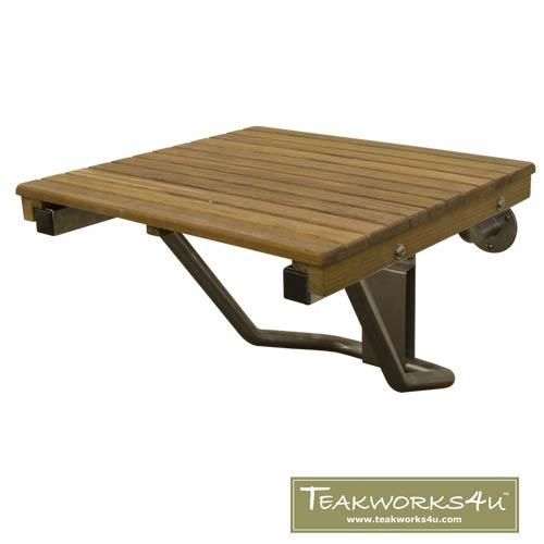 Plantation Teak ADA Shower Bench Seat