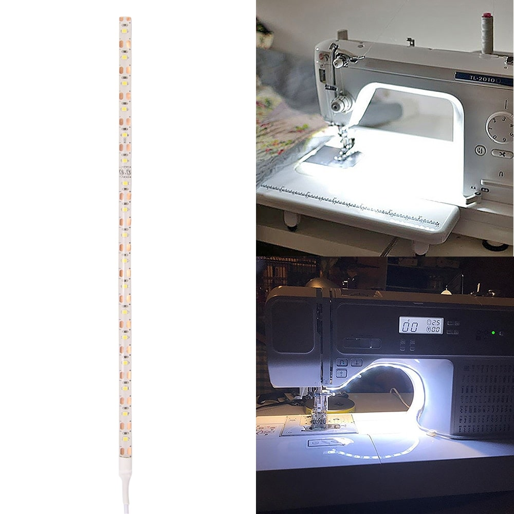 Industrial Sewing Machine LED Working Light Lamp 28 LED Bulbs