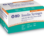 BD Insulin Syringes