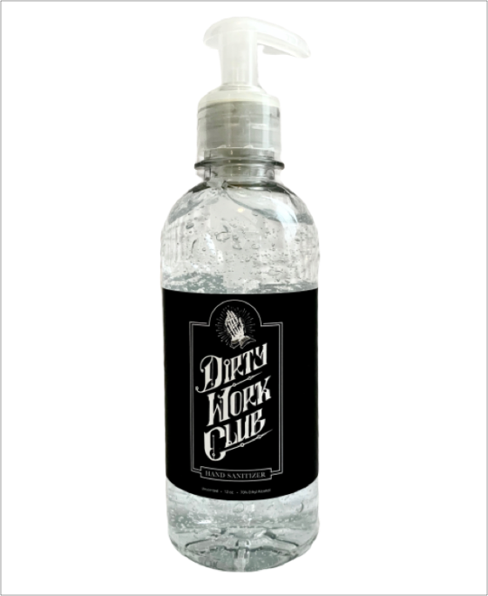 12oz Hand Sanitizer