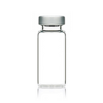 Sterile Empty Glass Vial