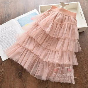 ✨Such A Lady Ruffle Skirt ✨
