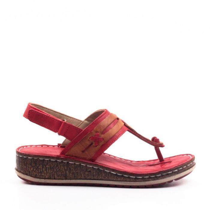Comfy Summer Tongs  Slingback Sandals For Woman