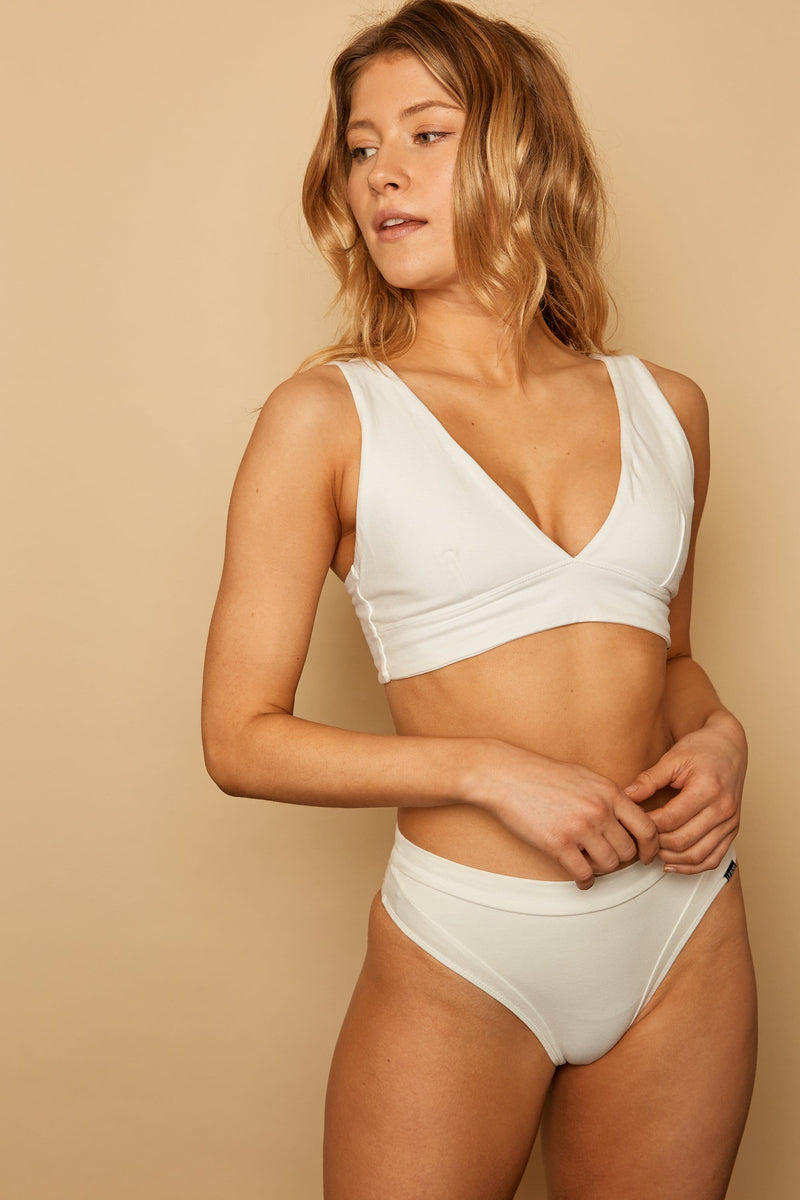 BERTA ORGANIC COTTON BRALETTE BUNDLE